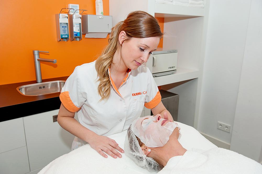 verschil tussen de huidtherapeut en schoonheidsspecialiste