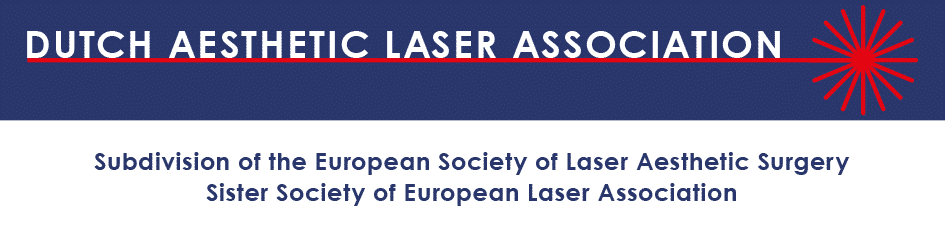 Dutch Aesthetic Laser Association logo