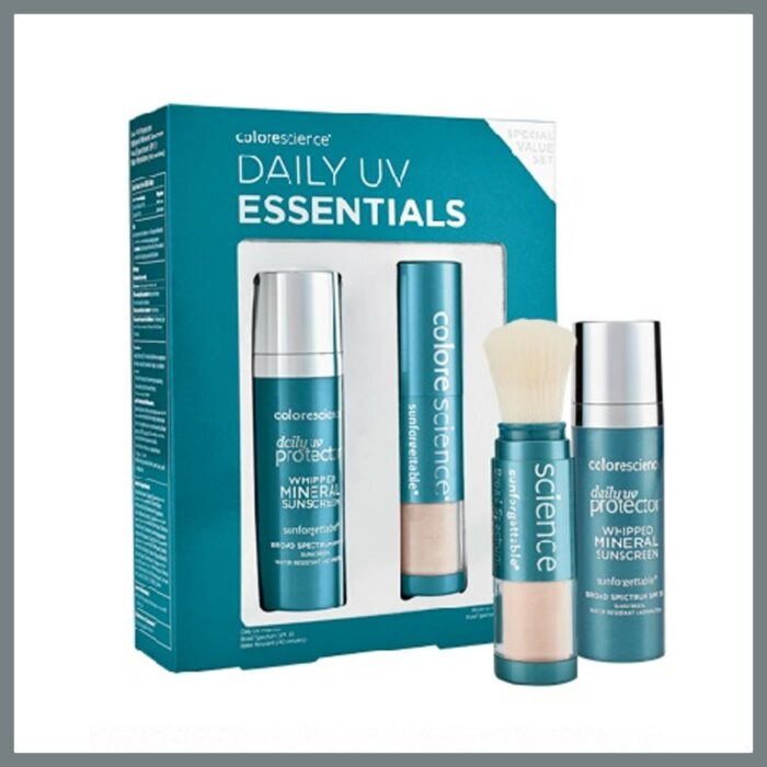 Colorescience Daily UV Protector Essentials Kit