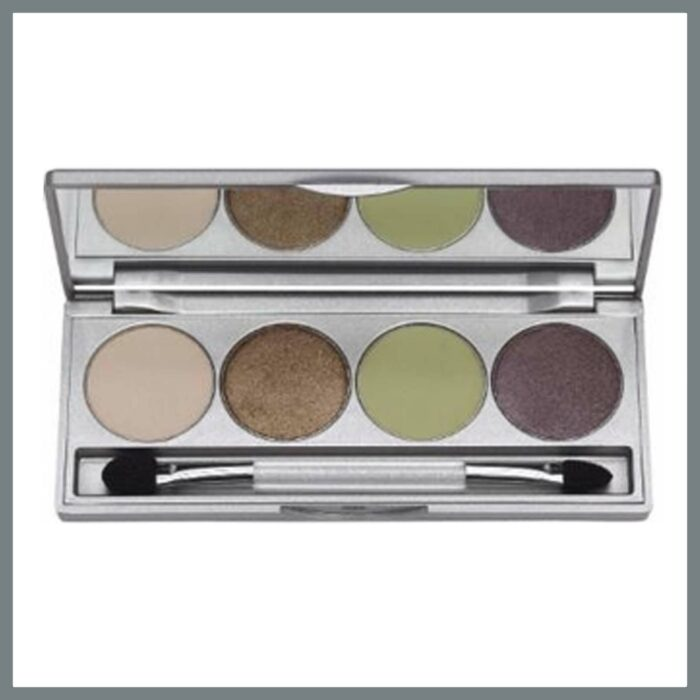 Colorescience Mineral Eye Shadow Palette Enchanted Earth