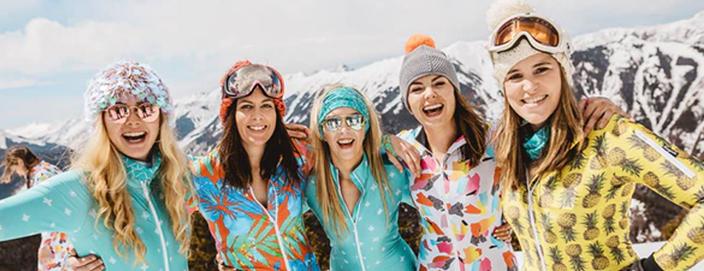 huidberscherming tijdens wintersport