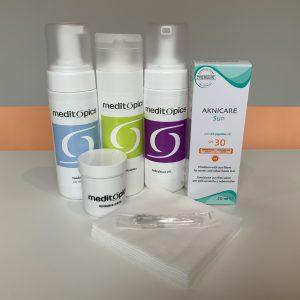 Acne thuisbehandeling voor de normale tot vette huid